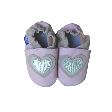 Sapato 3 Corações Babo Uabu