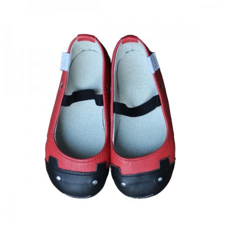 Sapato Bichos Joaninha Babo Uabu