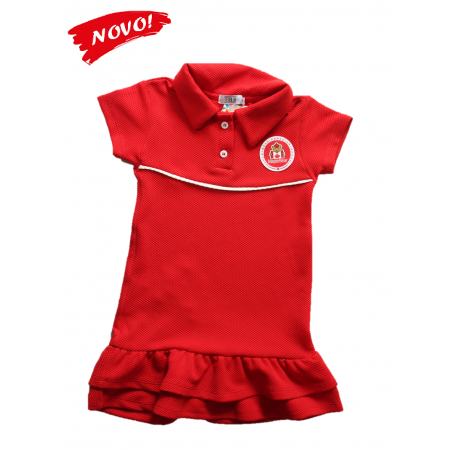 Vestido Escola Maple Bear Infantil