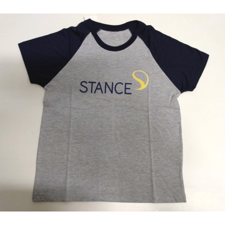 Camiseta Manga Curta Mescla Stance Dual
