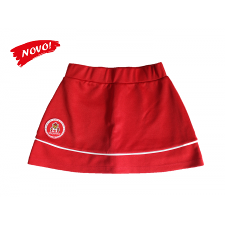 Short Saia Escola Maple Bear Infantil