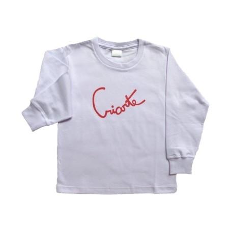 Camiseta Manga Longa Criarte
