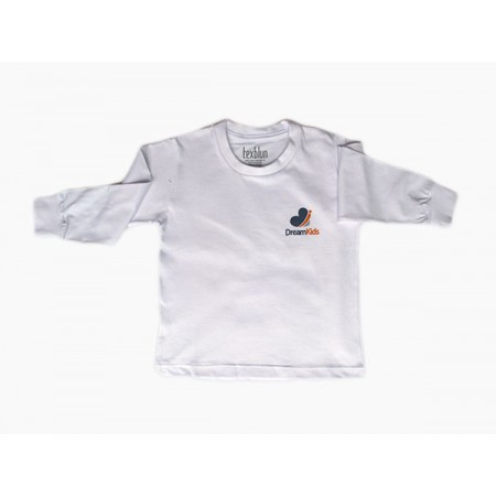 Camiseta Manga Longa Escola Dream Kids