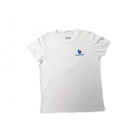 Camiseta Manga Curta Dry Fit  Lourenço Castanho