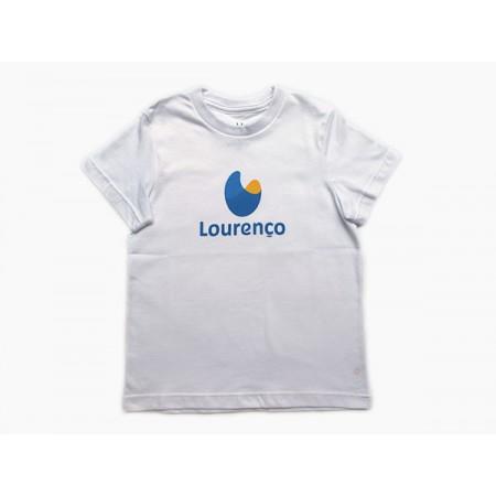 Camiseta Manga Curta Lourenço Castanho