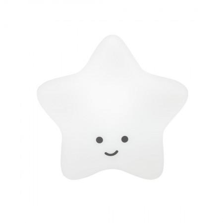 Luminária Estrela Branca Decorfun