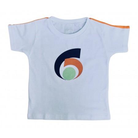 Camiseta Manga Curta Escola Gaivota
