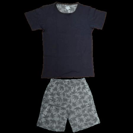 Pijama de Algodão Palmeiras 3