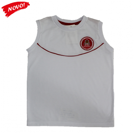 Camiseta Regata Escola Maple Infantil