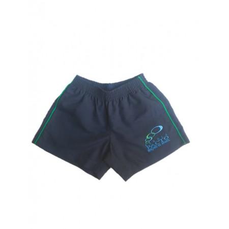 Shorts. Tactel - Escola Pacto