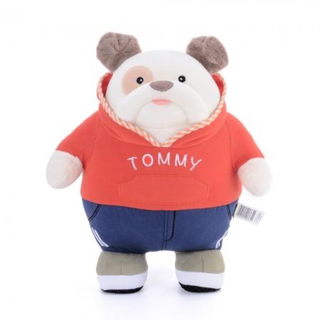 Bulldog pelucia Metoo Tommy