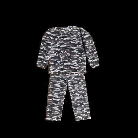 Pijama M Longa Microsoft Camuflado