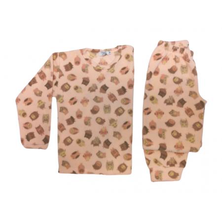 Pijama Microsoft Coruja
