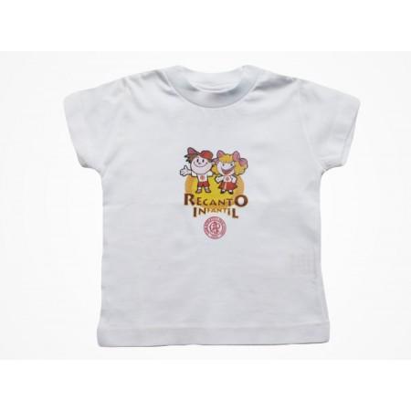 Camiseta Baby Look Recanto Infantil