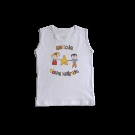 Camiseta Regata Escola Nova Estrela
