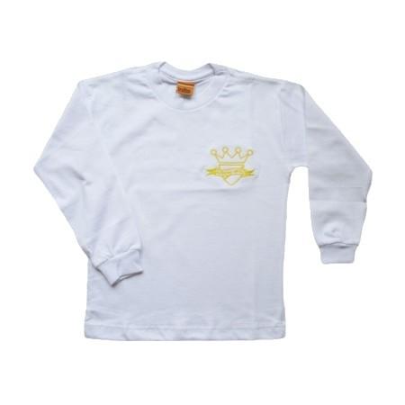Camiseta Manga Longa Escola Pequeno Reino