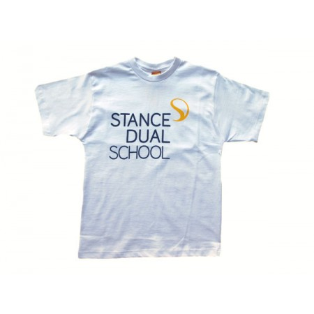 Camiseta Manga Curta Stance Dual