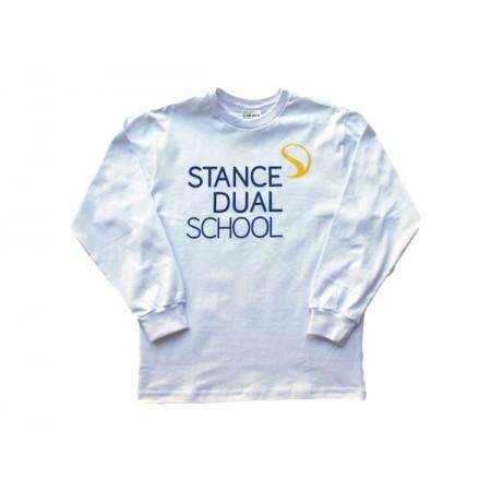 Camiseta Manga Longa Stance Dual