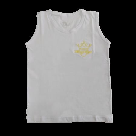 Camiseta Regata Escola Pequeno Reino