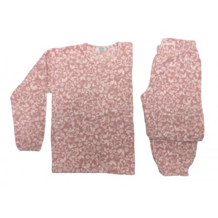 Pijama Microsoft Flores