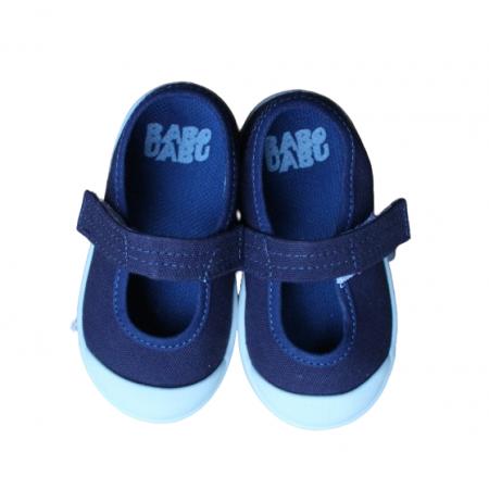 Tênis Boneca Azul Marinho Babo Uabu