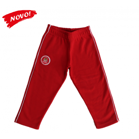 Calça de Moletom Escola Maple Bear Infantil