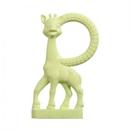 Mordedor Girafa Sophie Vanille Verde