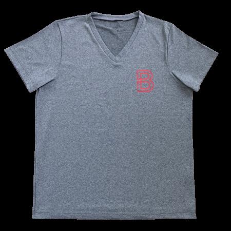 Camiseta Manga Curta Dry Decote V Band