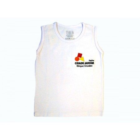 Camiseta Regata Escola Play Pen