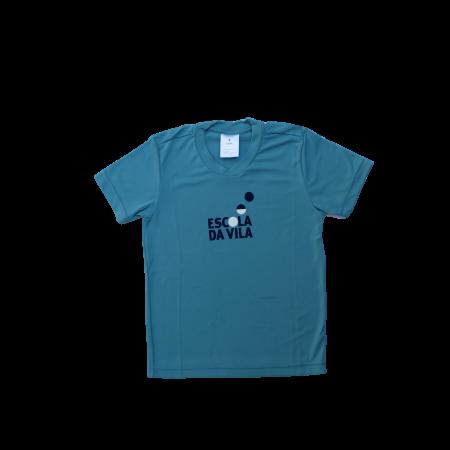 Camiseta Esporte Dry Fit Escola da Vila
