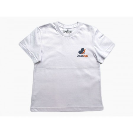Camiseta Manga Curta Escola Dream Kids