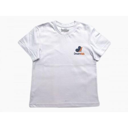 Camiseta Manga Curta Escola Dream Kids