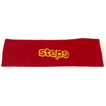Faixa de Cabelo Escola Steps