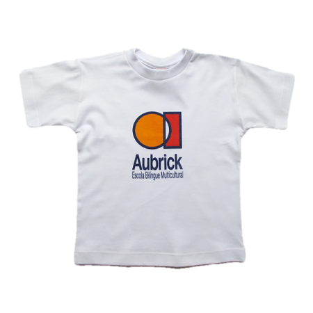 Camiseta Manga Curta Escola Aubrick