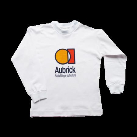 Camiseta Manga Longa Escola Aubrick