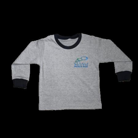 Camiseta manga longa - Escola Pacto