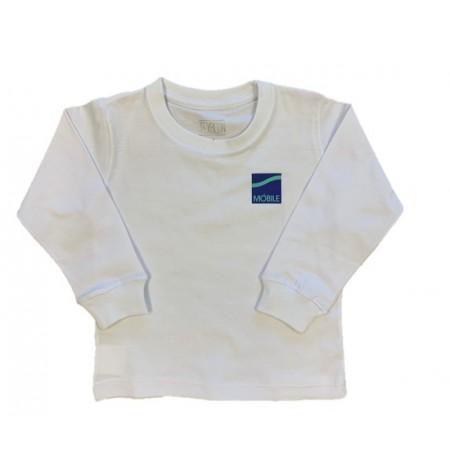 Camiseta Manga Longa Mobile