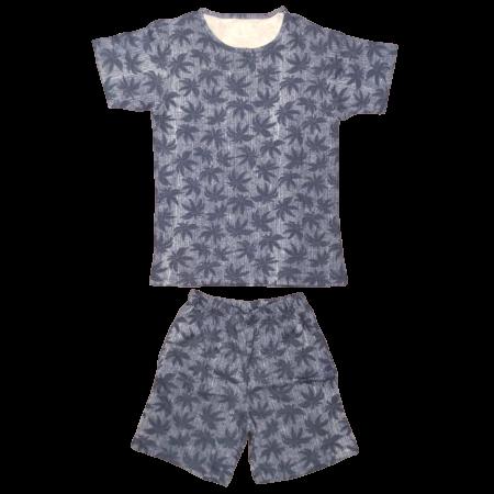 Pijama de Algodão Palmeiras 2
