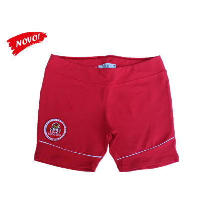 Short Ciclista escola Maple Bear Infantil