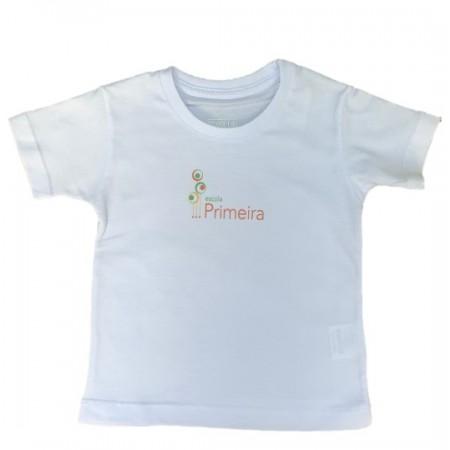 Camiseta Manga Curta Primeira