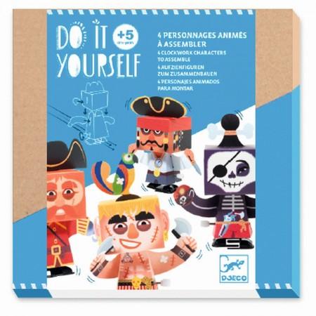 Do It Yourself Piratas Animados
