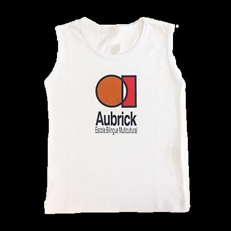 Camiseta Regata Escola Aubrick