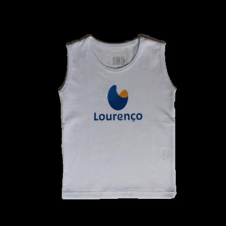 Camiseta Regata Lourenço Castanho