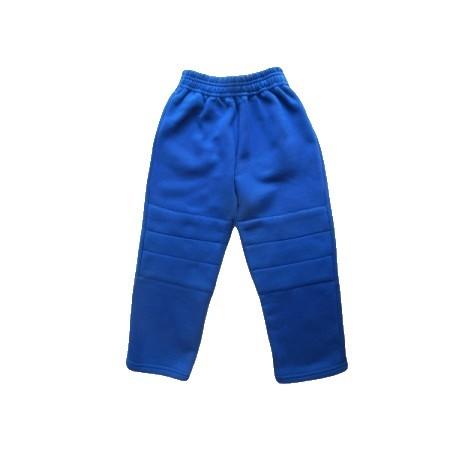 Calça de Moleton Felpado Escola Viva Infantil Azul