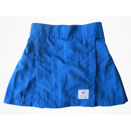 Short Saia de Tactel Viva Infantil Azul
