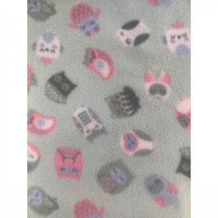 Pijama Microsoft-8-Coruja Cinza