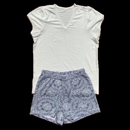 Pijama de Verão Mandala