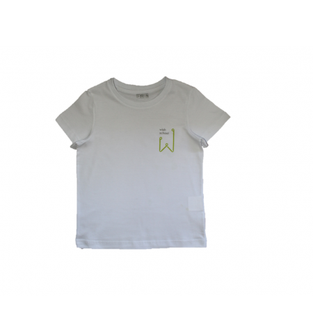 CAMISETA MANGA CURTA WISH SCHOOL