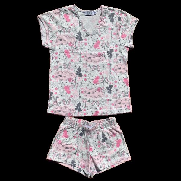 Pijama de Algodão Fada